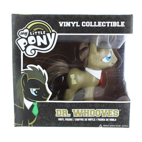 """My Little Pony Funko 5"""" Vinyl Figure: Dr. Whooves (Red Tie Variant) - multi"""