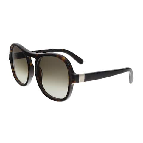 e10d8e62279f Chloe CE720S 219 Tortoise Square Sunglasses