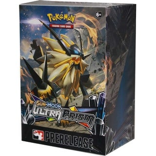 Pokemon: Sun & Moon Ultra Prism Prerelease Pack - multi