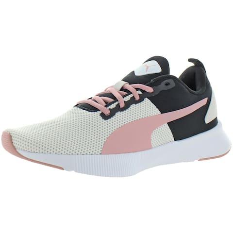 Puma Womens Flyer Runner Running Shoes Knit Colorblock