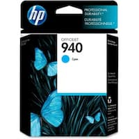 HP 940 Cyan Original Ink Cartridge (C4903AN) (Single Pack)