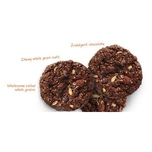 Kashi Chocolate Almond Butter Cookies - Almond - Case of 6 - 8.5 oz.