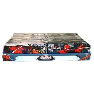 Tin Box Co Pencil Storage Case Spider Man Astd