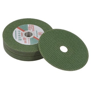 4 Inch Cutting Wheels Grinding Discs Cut-Off Wheel for Metal Green 20 Pcs