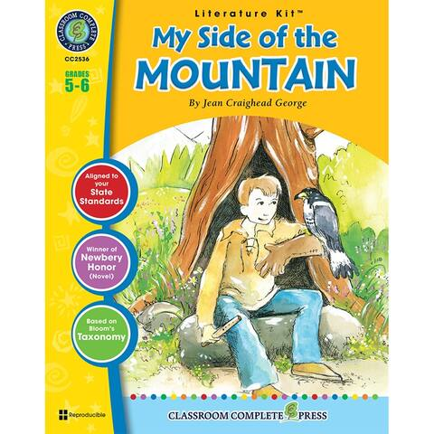 My Side Of The Mountain Gr 5-6 Literature Kit