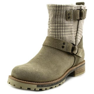 Woolrich Baltimore Round Toe Suede Boot