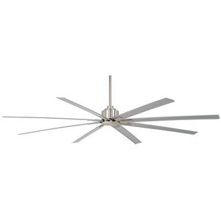 """MinkaAire Xtreme H2O 84 8 Blade 84"""" Indoor / Outdoor Ceiling Fan with Blades Included"""