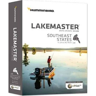 Humminbird Lakemaster 2015 i-Pilot Link Compatible Map card For ICE 385CI /858c DI / ION 10