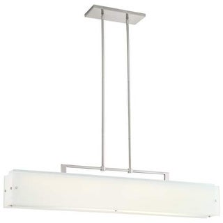 Kovacs P1326-084-L LED Light Mini Pendant from the Button Collection
