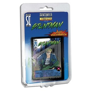 Sentinels of the Multiverse: Stuntman - multi