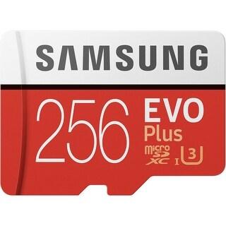 Samsung MicroSDXC EVO Plus Memory Card - 256GB Memory Card