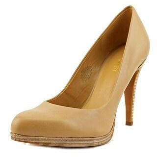 Nine West Rocha Women  Round Toe Leather  Heels