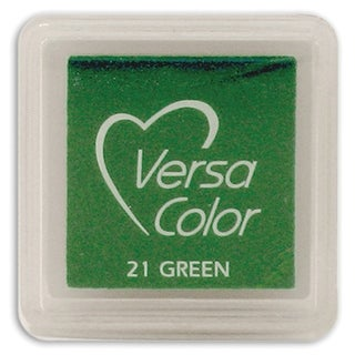 Versacolor Pigment Mini Ink Pad-Green