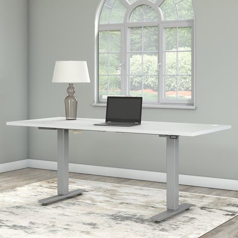 Somerset 72W Electric Height Adjustable Desk by Bush Furniture