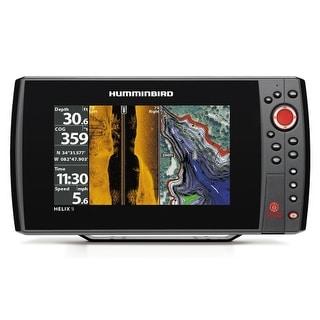 Fishfinder Helix 9 SI KVD 409950-1KVD Fishfinder Helix 9 SI GPS KVD