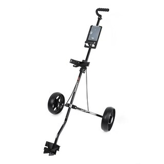 Intech LiteRider 2-Wheel Golf Cart (10-inch wheels, steel frame)