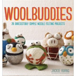 Chronicle Books-Woolbuddies