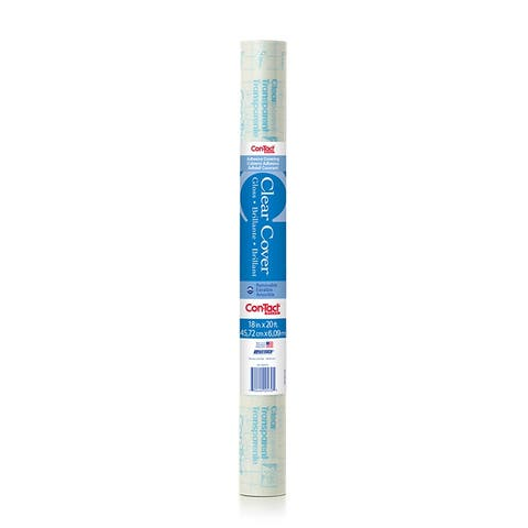 Con-tact (2 rl) contact adhesive roll clear 20fc9ad72bn