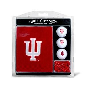 Indiana University Embroidered Towel Gift Set