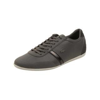 Lacoste Mens Mokara 416 Sneakers in Dark Grey