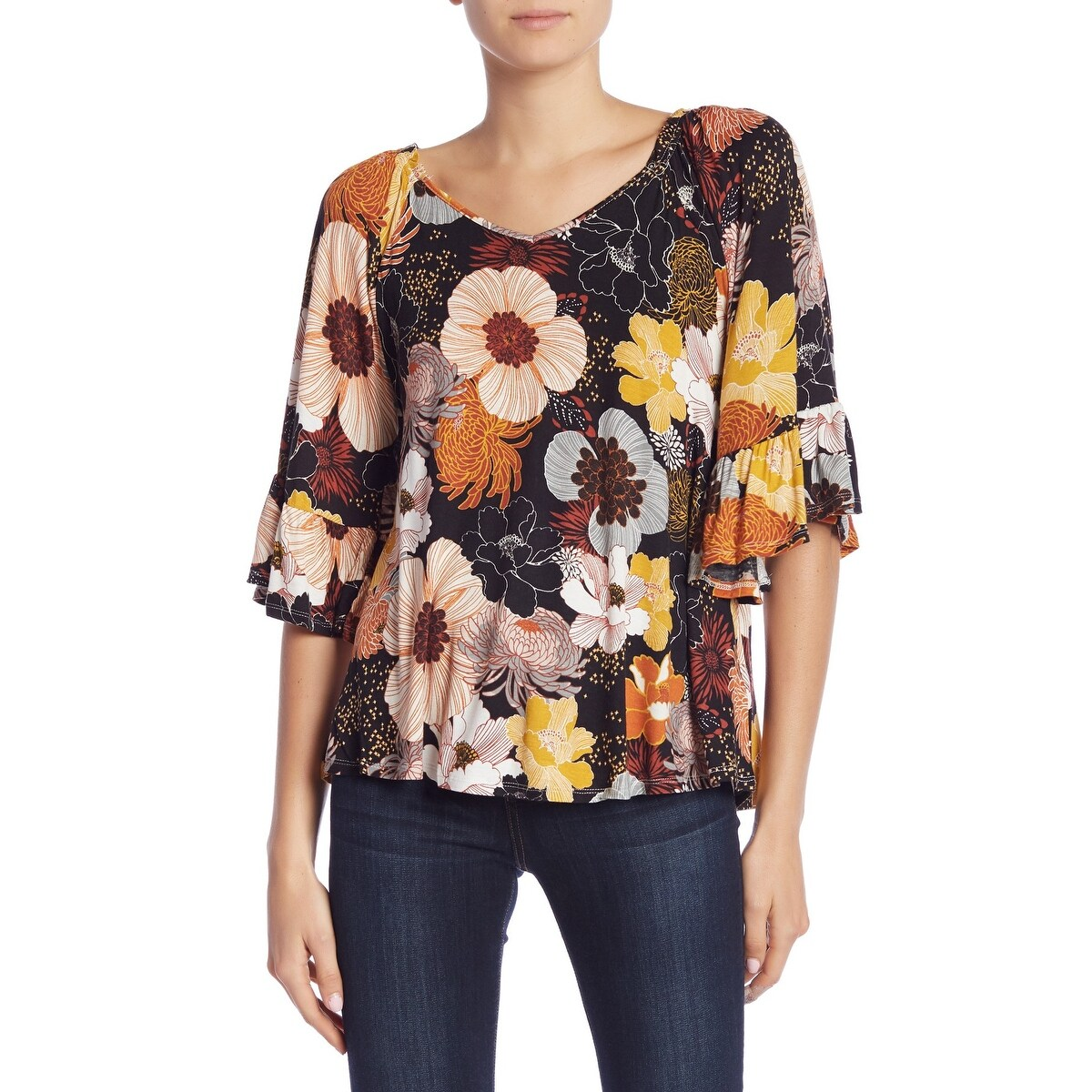 f45635ce Bobeau Tops | Find Great Women's Clothing Deals Shopping at Overstock