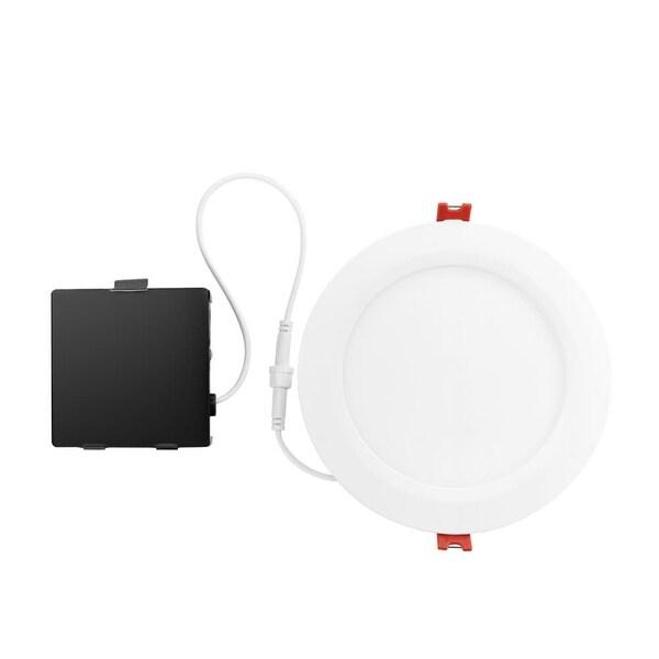 Shop Globe Electric 91255 Designer Series Ultra Slim Ambient