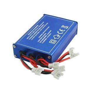 6 Ports 1 Cell 3.7V Li-Po Battery Spare Parts JST Plug Charger DC7-30V 6 x 0.5A