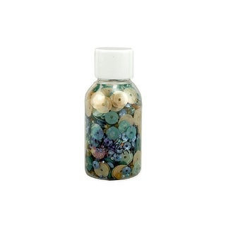 Buttons Galore LL Sequin & Bead Mix Shells & Sand