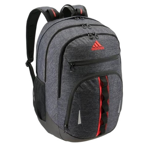 Adidas Prime IV Backpack 3 Compartment School College Laptop Color Options 5145