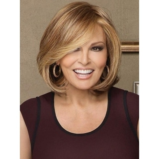 Upstage(AVG)by Raquel Welch Wigs - HF Synthetic hair, Lace Front, Mono |  Overstock.com Shopping - The Best Deals on Hair Extensions & Wigs