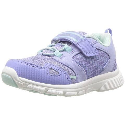 Kids Stride Rite Girls BB57238 Leather Low Top Walking Shoes