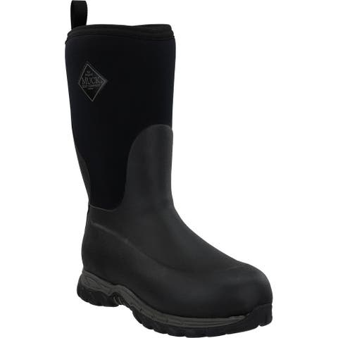 Muck Boot Muck Rugged Ii Pull On Kids Boys Boots Mid Calf -