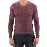 Dolce & Gabbana Dolce & Gabbana Multicolor Cashmere Sweater Pullover Top