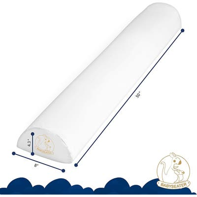 Toddler Bed Rail - Non-Toxic, Water-Resistant Foam Bed Rail Bumper