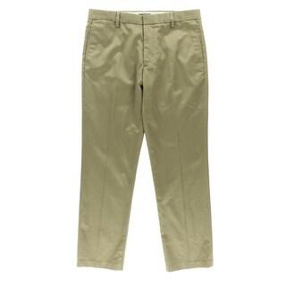 Dockers Mens Cotton Slim Khaki Pants - 32/30