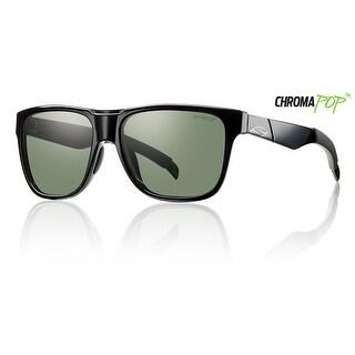 Smith Lowdown ChromaPop Sunglasses - Black