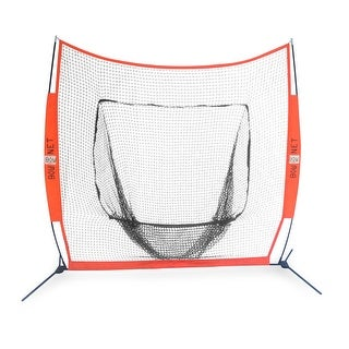 Bownet 6' x 6' Original Big Mouth Junior Baseball/Softball Training Sock Net