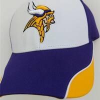 257bd09dcd225b Sale: $16.27. Minnesota Vikings Mens Size OSFA NFL Licensed Adjustable Hat