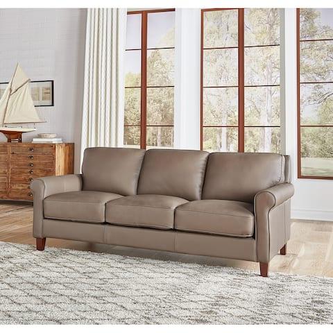 Hydeline Laguna Top Grain Leather Sofa
