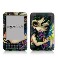 DecalGirl AK3-DRGCHILD Kindle Keyboard Skin - Dragonling Child