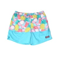 Vineyard Vines Blue Mens Size Small S Tropical Trunks Shorts
