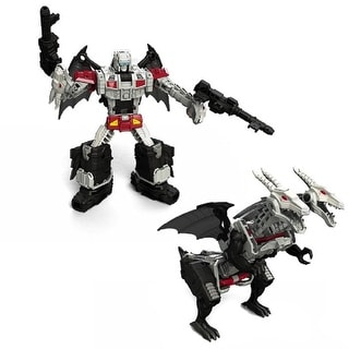 Transformers Generations Titans Return: Twinferno and Daburu