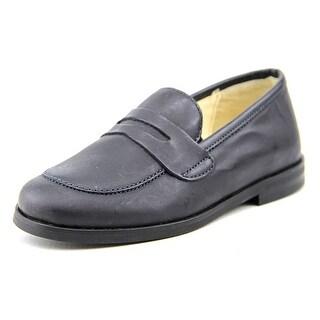 Primigi Yoel Round Toe Leather Loafer