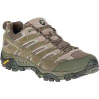 Merrell Men's Moab 2 Waterproof Hiking Shoe Dusty Olive