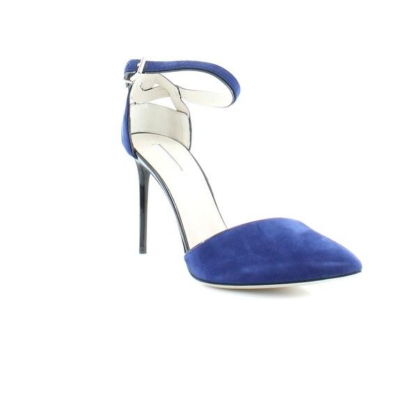 Giorgio Armani X1E563 Women's Heels Ink/Nero