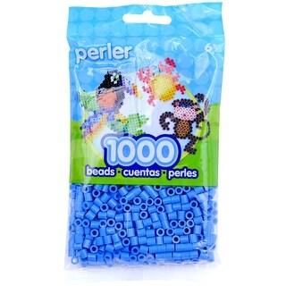 Perler Beads 1,000/Pkg-Light Blue