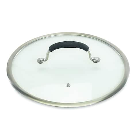 "Nordic Ware Tempered Glass Lid, 10"", Clear"