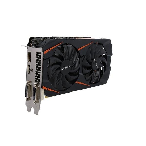 Gigabyte Gv-N1060wf2oc-3Gd Geforce Gtx 1060 Windforce Oc 3Gb 192-Bit Gddr5 Graphics Card