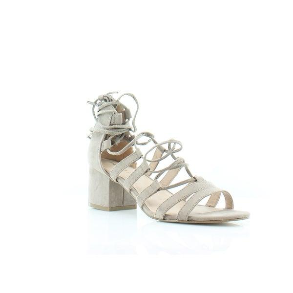 Madden Girl Loverrr Women's Sandals & Flip Flops Dark Taupe