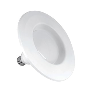 Feit Electric LEDR56/827/MED Dimmable Retrofit Kit Module and Trim, 12 Watts, 2700K